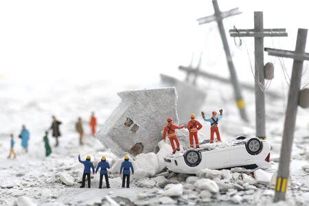 Indemnisation, catastrophe naturelle et force majeure